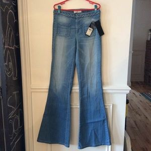 NWT Guess Flare Jean